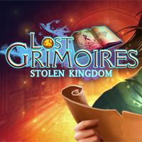 Game Lost Grimoires: Stolen Kingdom (PC) Cover
