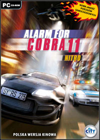 Game Alarm for Cobra 11: Nitro (PC) Cover
