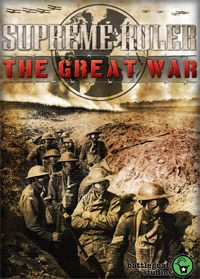 Game Supreme Ruler: The Great War (PC) Cover