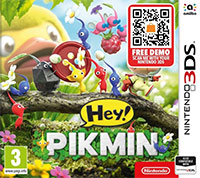 Game Hey! Pikmin (3DS) Cover