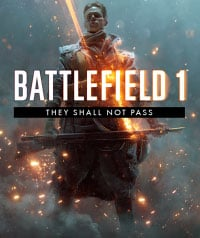 Game Battlefield 1: They Shall Not Pass (PC) Cover