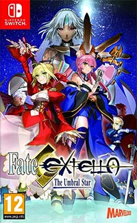 Game Fate/Extella: The Umbral Star (PS4) Cover