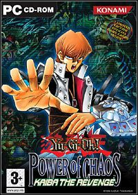 Game Yu-Gi-Oh! Power of Chaos: Kaiba the Revenge (PC) Cover