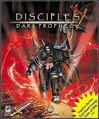 Disciples II: Dark Prophecy Game Box