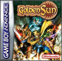 Game Golden Sun (GBA) Cover