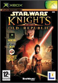 Game Star Wars: Knights of the Old Republic (XBOX) Cover