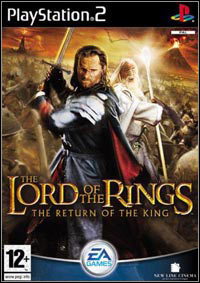 Game The Lord of the Rings: The Return of the King (GBA) Cover