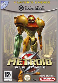 Game Metroid Prime (GCN) Cover