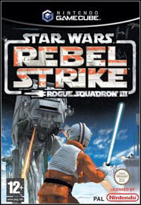 Game Star Wars: Rogue Squadron III: Rebel Strike (GCN) Cover