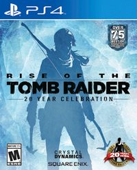 Rise of the Tomb Raider: 20 Year Celebration