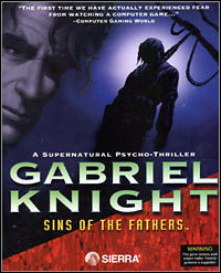 Gra Gabriel Knight: The Sins of the Fathers (PC)
