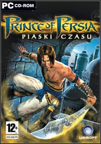 Okładka Prince of Persia: The Sands of Time (PC)