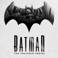 Game Batman: The Telltale Series (PS4) Cover