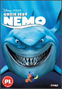 Okładka Finding Nemo (PC)