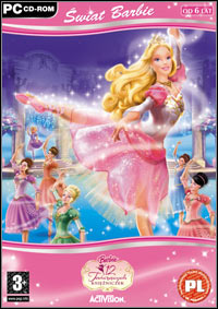 Gra Barbie in The 12 Dancing Princesses (PC)