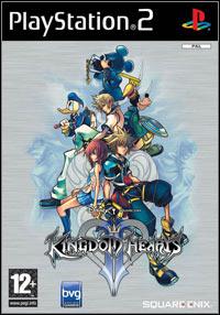 Game Kingdom Hearts II (PS2) Cover