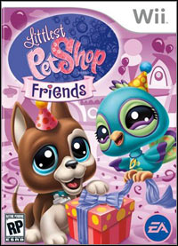 Littlest Pet Shop Friends: City ok�adka