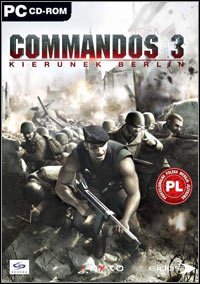 Commandos 3: Destination Berlin Game Box
