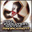 game Pro Evolution Soccer Management