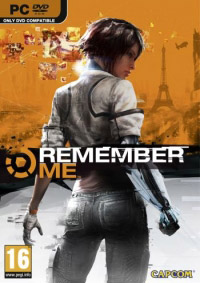 Remember Me ok�adka