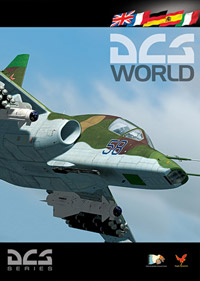 Okładka Digital Combat Simulator World (PC)