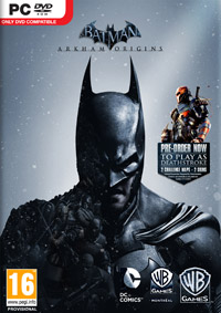 Gra Batman: Arkham Origins (PC)