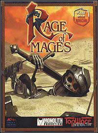 Rage of Mages Game Box