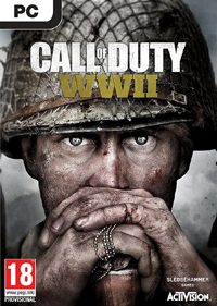 Okładka Call of Duty: WWII (PC)