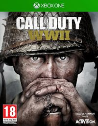 Okładka Call of Duty: WWII (XONE)