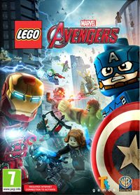 Game LEGO Marvel's Avengers (3DS) Cover