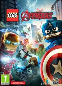 Game LEGO Marvel's Avengers (PC) Cover