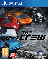 Okładka The Crew (PS4)