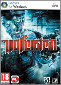 Okładka Wolfenstein (PC)
