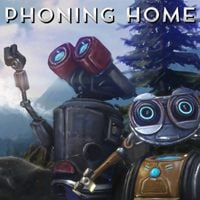 Game Phoning Home (PC) Cover