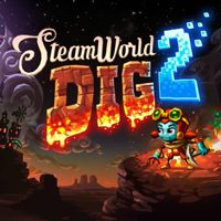 Game SteamWorld Dig 2 (Switch) Cover