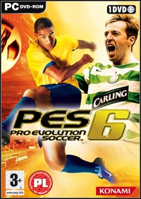 Okładka Winning Eleven: Pro Evolution Soccer 2007 (PC)