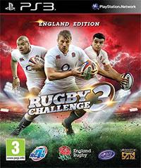Rugby Challenge 3 (2016) PS3 - DUPLEX