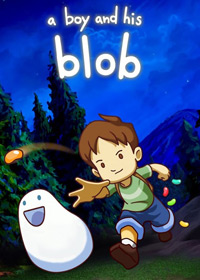 Game A Boy and His Blob (PC) Cover