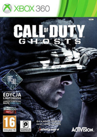 Gra Call of Duty: Ghosts (XBOX 360)