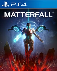 Game Matterfall (PS4) Cover