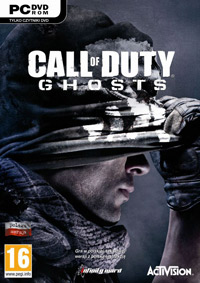 Gra Call of Duty: Ghosts (PC)