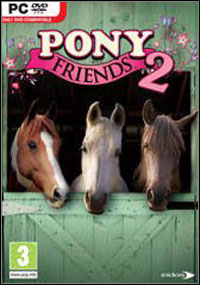 Pony Friends 2 Game Box