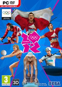 Okładka London 2012: The Official Video Game of the Olympic Games (PC)
