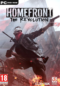 Game Homefront: The Revolution (PS4) Cover