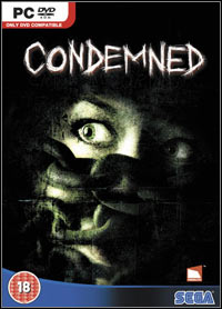 Condemned: Criminal Origins Game Box
