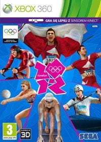 Okładka London 2012: The Official Video Game of the Olympic Games (X360)