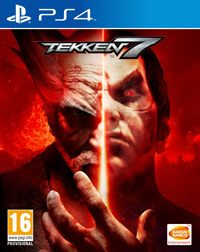 Game Tekken 7 (PS4) Cover