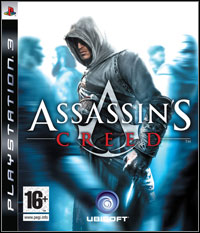 Okładka Assassin's Creed (PS3)
