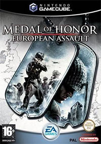 Okładka Medal of Honor: European Assault (GCN)
