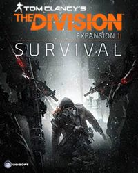 Okładka Tom Clancy's The Division: Survival (PS4)